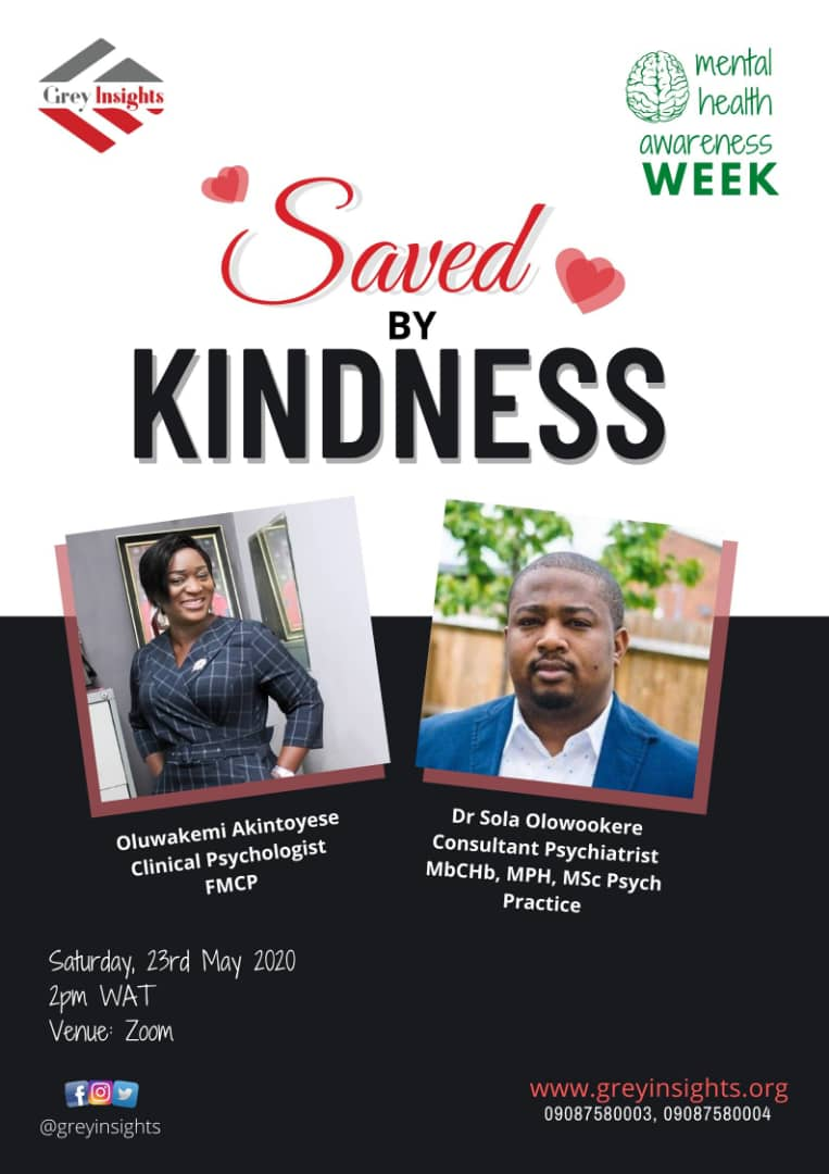 Saved By Kindness